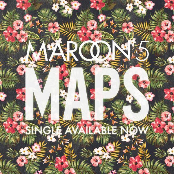 Maps – Maroon 5