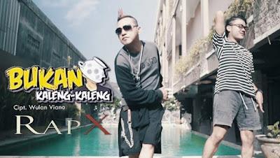 Download Lagu Mp3 RapX - Bukan Kaleng Kaleng