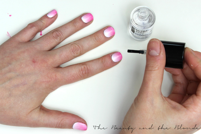 Catrice, Naildesign, Gradient, KIKO Blogparade