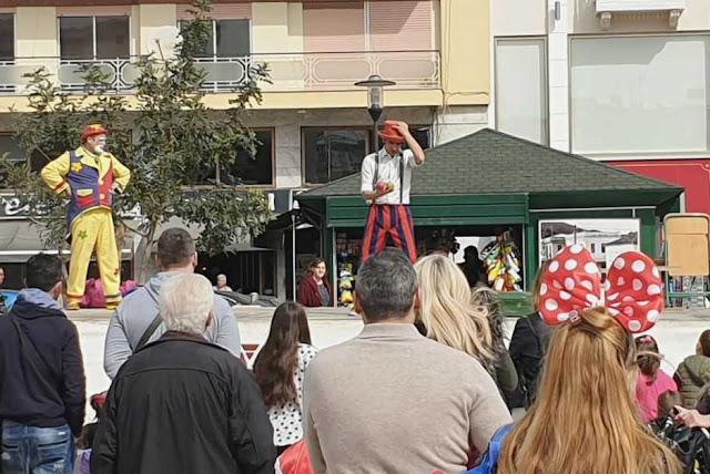 Παιδικό αποκριάτικο πάρτι διοργανώνει η ΚΕΔΑΜ στο Άργος το Σάββατο