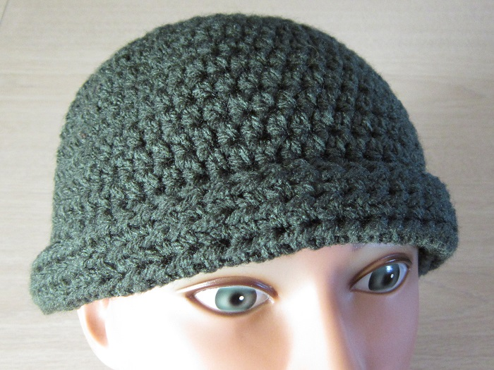 hat, crochet, half double crochet, crochet for charity, donations