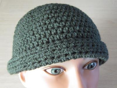 hat, crochet, half double crochet, crochet for charity, donations