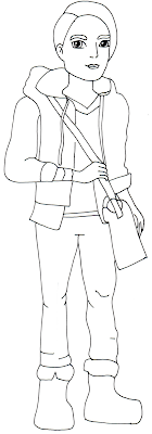 Printable deer hunting coloring pages for Ramona quimby coloring pages