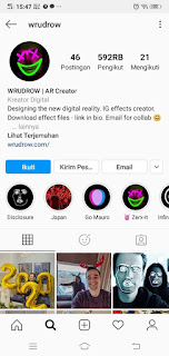 Tiger filter instagram || Cara dapatkan Filter Tiger instagram dan tiger filter snapchat