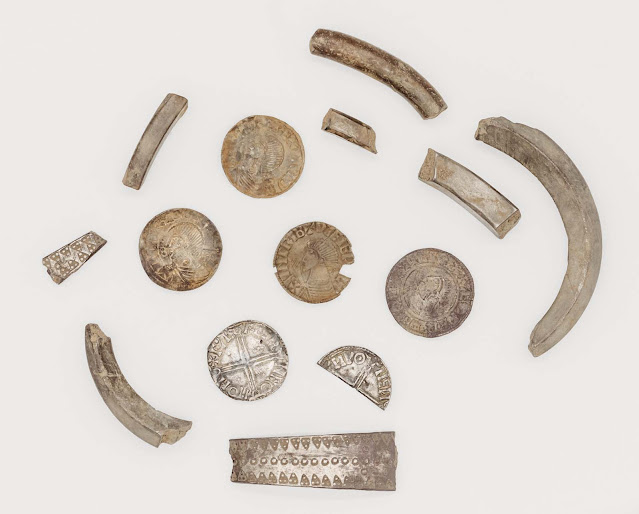Detectorist finds second Viking coin hoard on Isle of Man