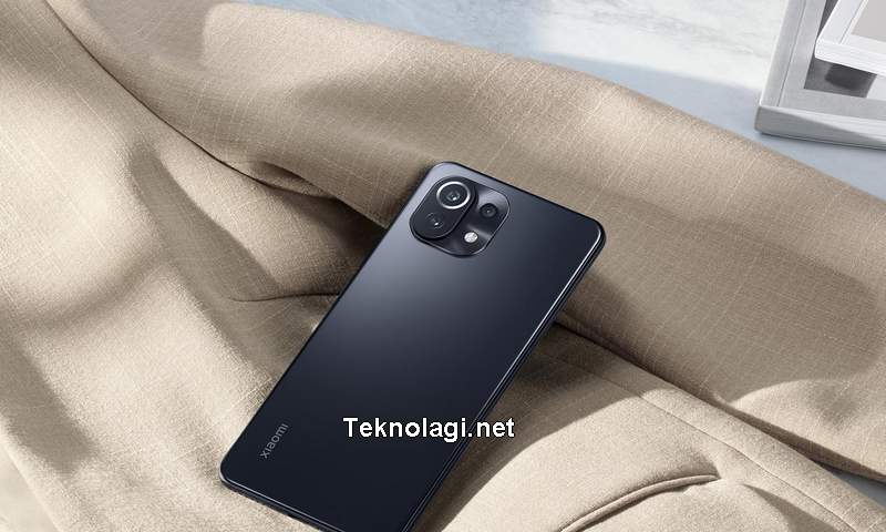 Mi 11 Lite Smartphone Tertipis Xiaomi (mi.com)