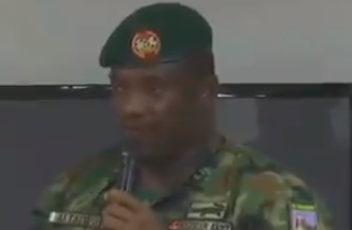 #EndSARS: We weren't informed of change in curfew time, General tells panel
