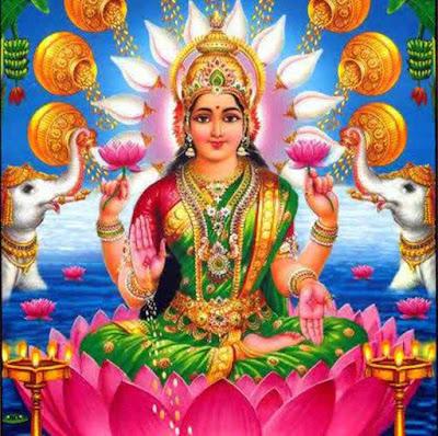 Lakshmi Chalisa In Hindi