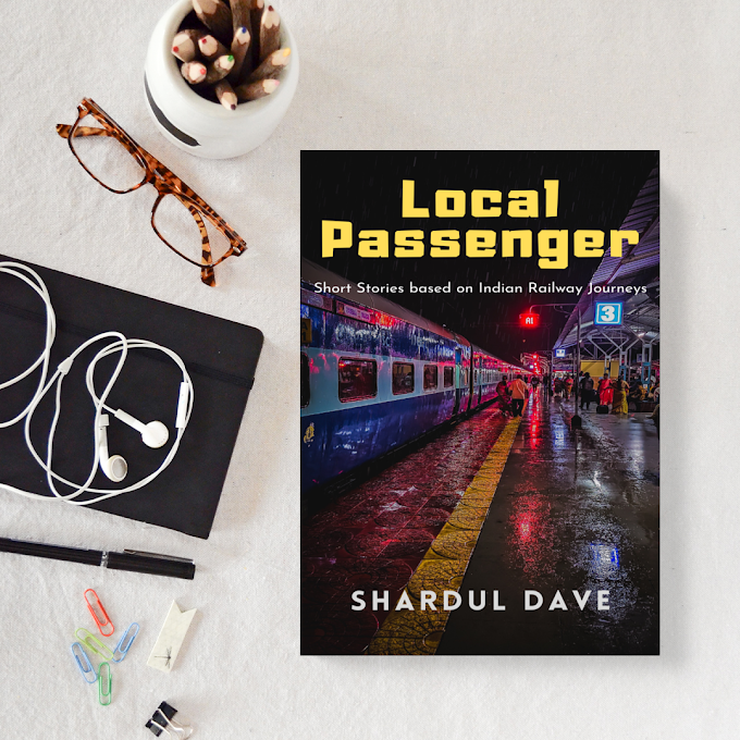 Each Short Story Will Change Your Heartbeat Rate - Shardul Dave (Author of Local Passenger)