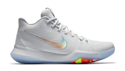 c1f280a816a Kyrie Irving s latest low price signature model is paying off for Nike.  While discussing goals and results for the Swoosh on its Q3 2017 earnings  call