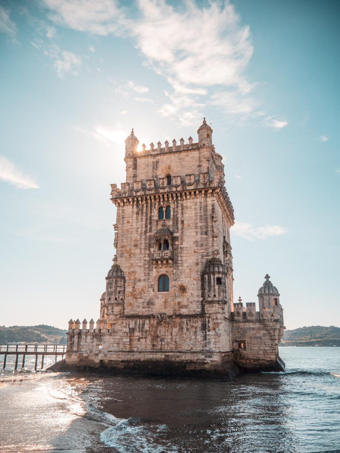 Cuando viaje a... Lisboa