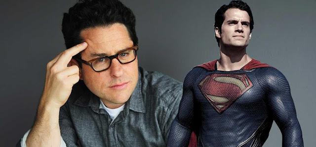 😱👉 REINICIO DE SUPERMAN? J.J. ABRAMS ARREGLÓ ESO CON WARNER?