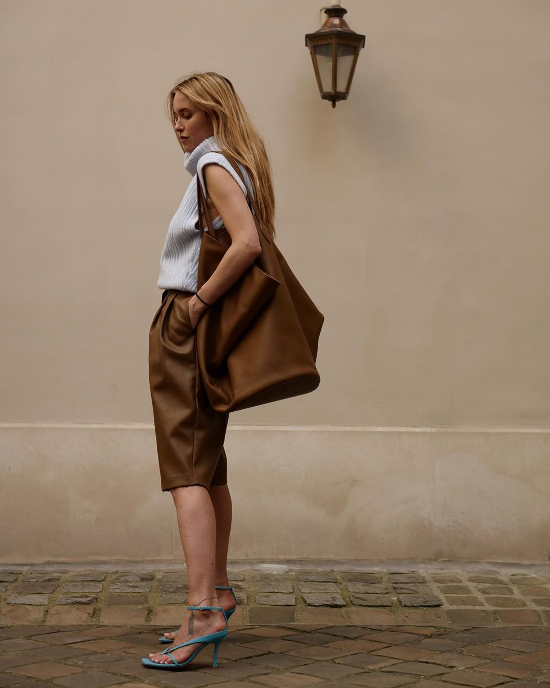 Thanks to Pernille Teisbaek We Want an Oversized Tote