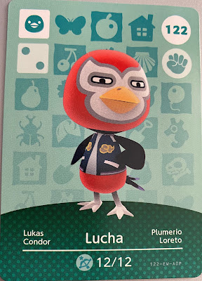 Animal Crossing Amiibo - Lucha