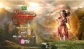 Kahat Hanuman Jai Shree Ram drama tv serial show, story, timing, TRP rating this week, actress, actors name with photos