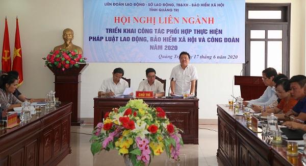 Tang cuong phoi hop dam bao quyen loi nguoi tham gia BHXH