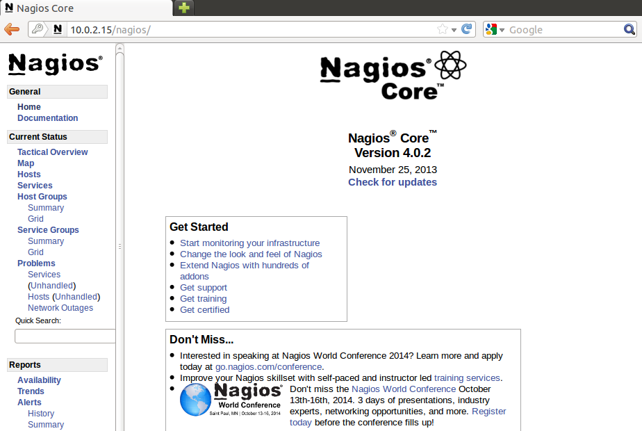 How To : Install Nagios Core 4 on Ubuntu Linux ~ Your Own