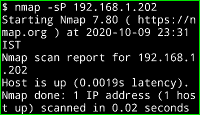 How to Install and Use Nmap In Termux - 2020