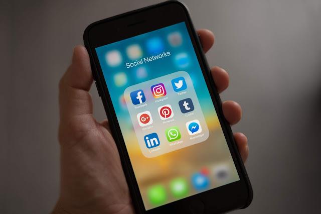 mạng xã hội phổ biến