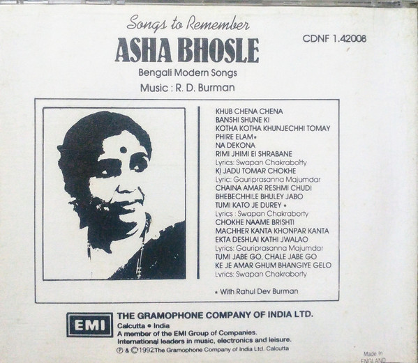 Download Asha Bhosle Songs To Remember [1992-MP3-VBR-320Kbps] Review