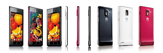 Huawei Ascend P1 S, Wafer-thin Android 4.0 ICS smartphone unveiled