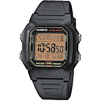 Casio W-800HG-9AVES - vista frontale