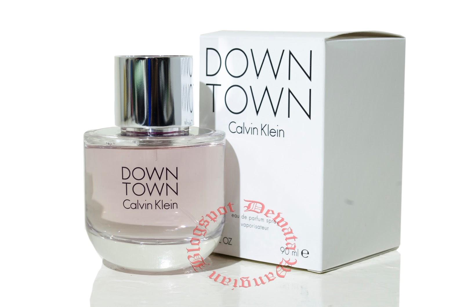 Wangianperfume Cosmetic Original Terbaik Ck Downtown Tester Perfume