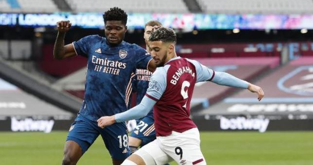 Highlights Liga Inggris: West Ham United vs Arsenal Imbang 3–3