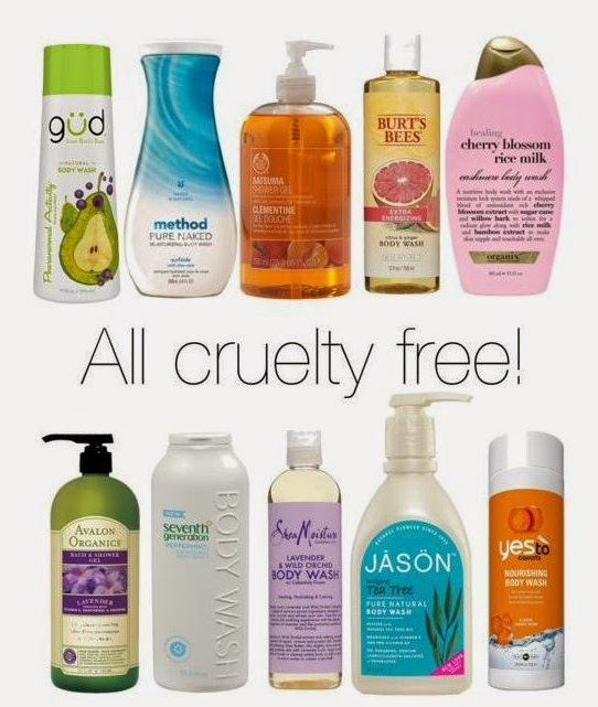 BEST CRUELTY FREE BRANDS LIST (MAKE UP AND COSMETIC 2015