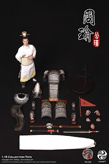 303TOYS 1/6 Three Kingdoms Series - Zhou Yu A.K.A Gongjin