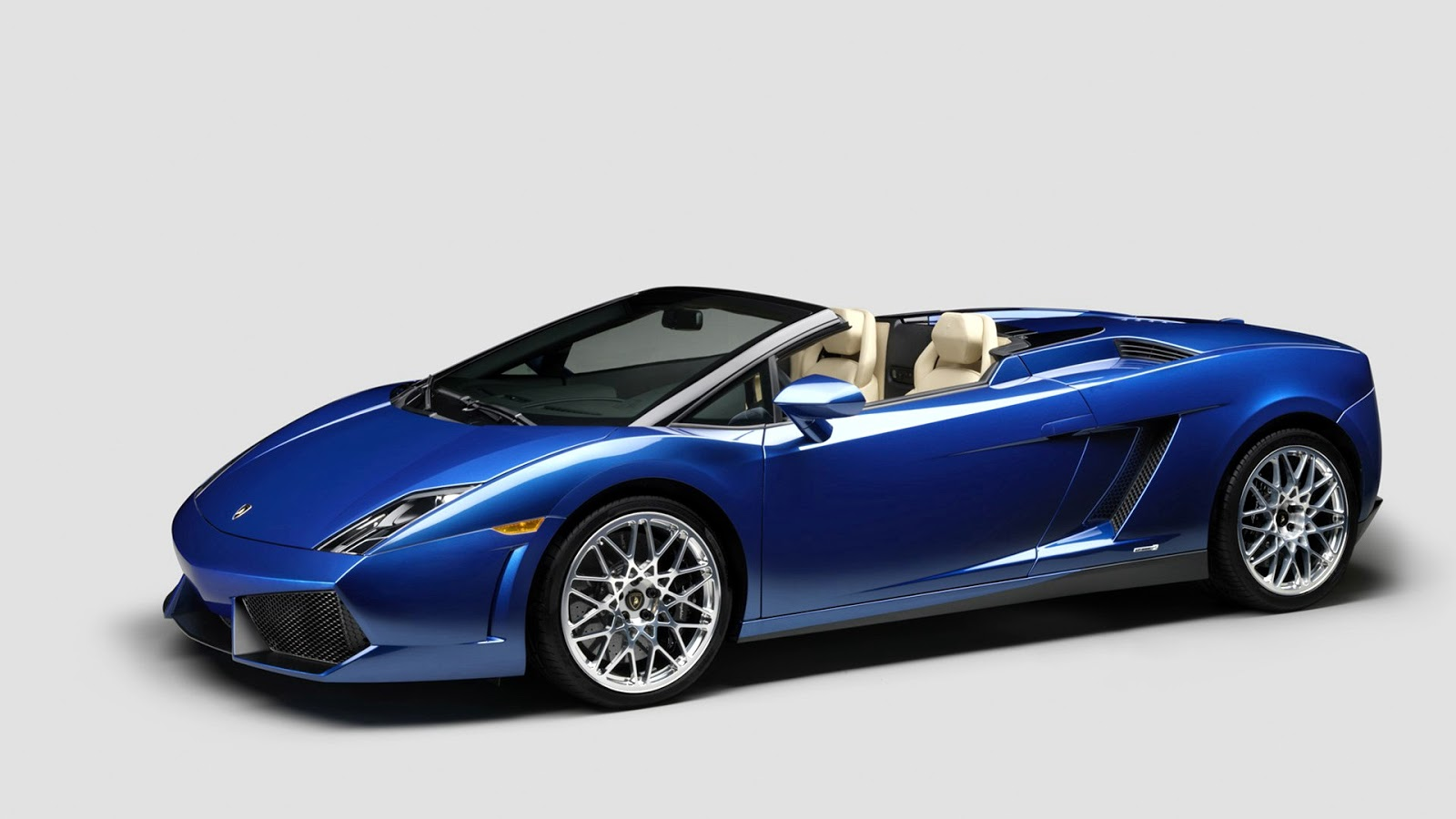 lamborghini gallardo lp 550 spyder hd 8 - Lamborghini Gallardo Wallpaper Blue