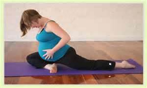pregnancy yoga tips best poses for pregnancy