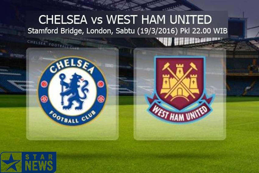 Prediksi Chelsea vs West Ham United