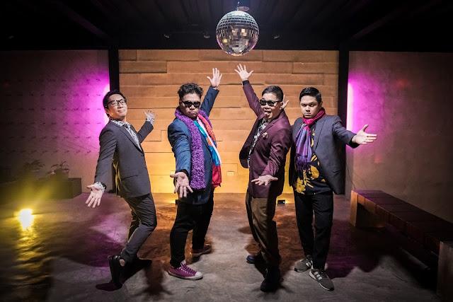 album launch virtual party