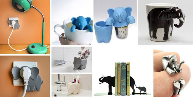Awesome interior furniture and Accessories for Elephant Lovers