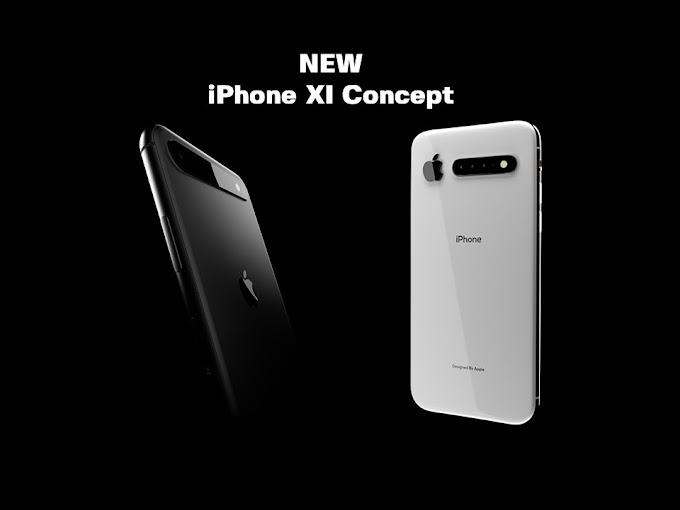 LEBIH KEREN - Beginilah Konsep Iphone XI Dari Para Desainer Produk