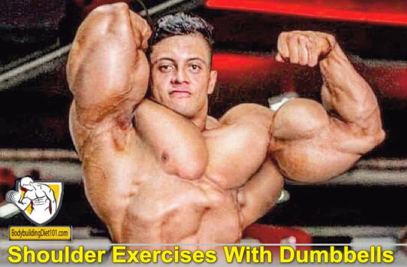 This guide provides some of the most popular shoulder exercises with dumbbells to enhance your workout routine