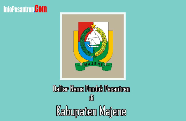 Pesantren di Kabupaten Majene