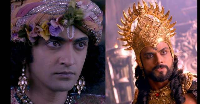 Radha krishna episode today