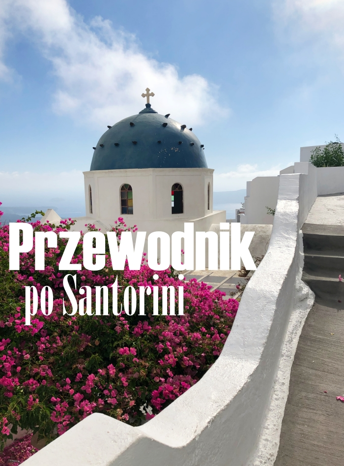 Przewodnik po Santorini