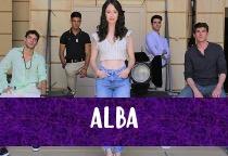 Novela Alba Capítulo 01 Gratis
