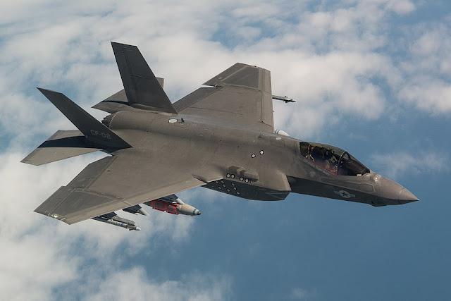 F-35 program final developmental test flight