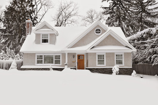How to Care for Your Siding in the Winter