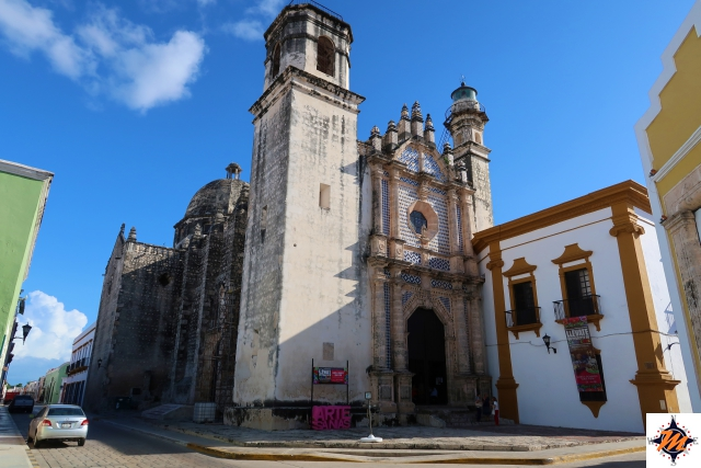 Campeche, Ex Templo de San José