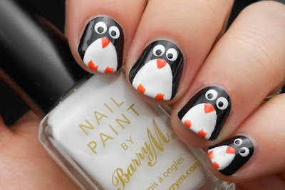 classy-and-stylish-christmas-nail-art-designs-for-girls-10