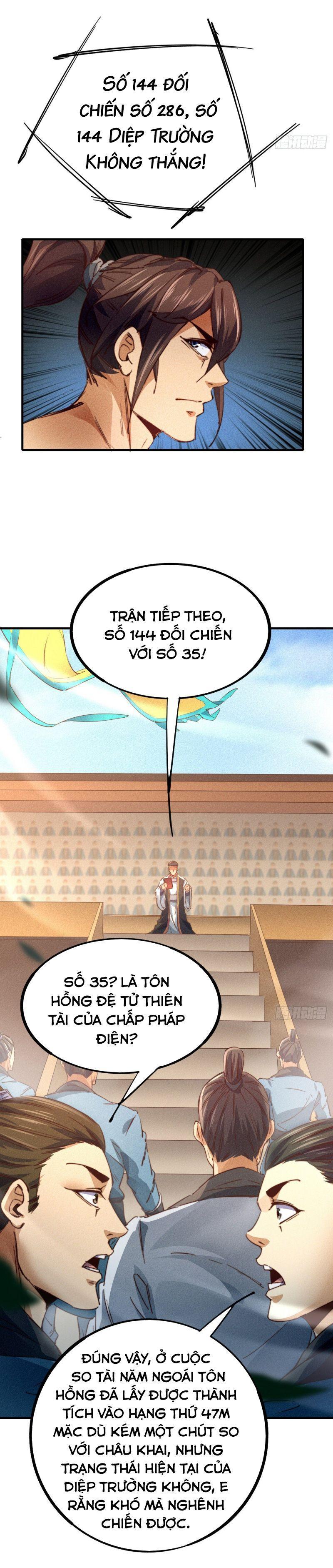 Ta Thành Thần Một Mình Chapter 13 - Trang 16