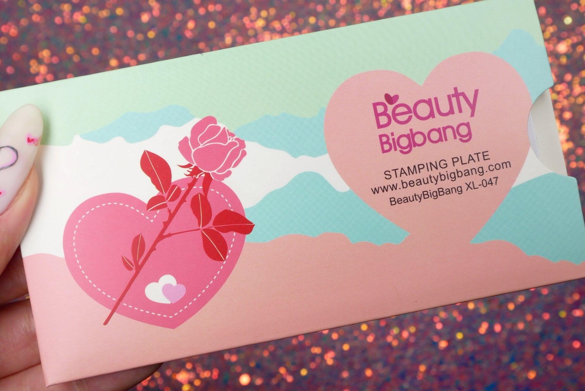 płytka BeautyBigBang XL-047