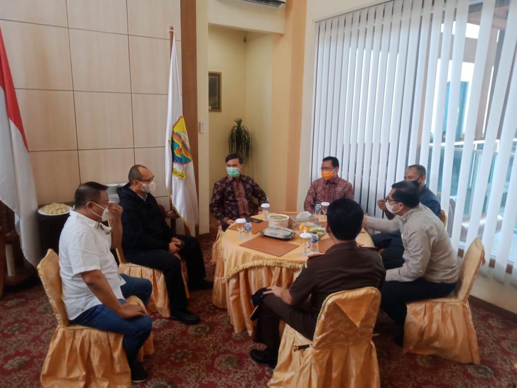 Jabat Kapolda Jambi, Irjen Pol A Rachmad Wibowo Tiba di Jambi