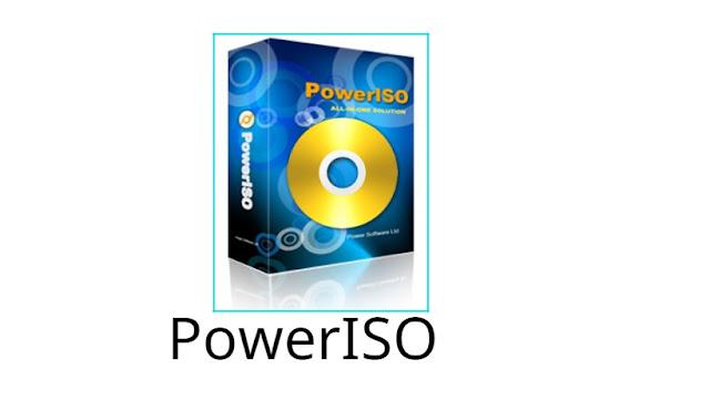 تحميل برنامج باور ايزو 2021 احدث اصدار مجانا - PowerISO
