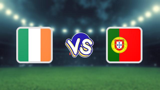 البرتغال ضد إيرلندا